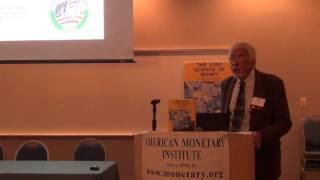 Joe Bongiovanni presentation at the 11th Annual AMI Monetary Reform Conference; Sept. 2015.