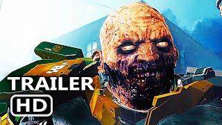 PS4 - Call of Duty Infinite Warfare Halloween Trailer (2017)