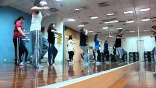 顧曉蘭舞蹈訪崇學店小博老師街舞 teach me how dance chenelle