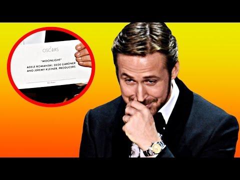ОСКАР 2017: Кто перепутал конверты и как организаторы убили человека?