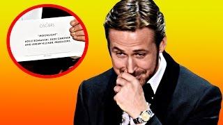 """ОСКАР 2017: Кто перепутал конверты и как организаторы """"убили"""" человека?"""