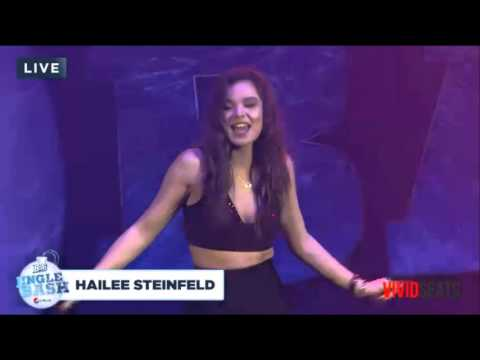 Hailee Steinfeld - B96 #JingleBash 12/12/15