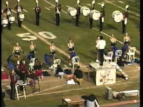 TR Miller High School Marching Band 1992