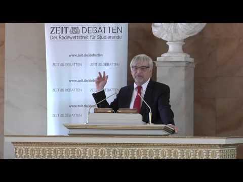 ZEIT DEBATTE Göttingen - Finale