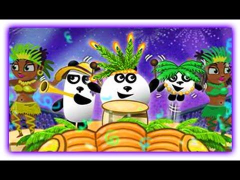 3 Pandas In Brazil - Friv Games
