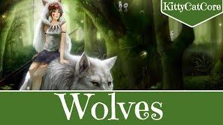 Nightcore - Wolves (cover)  Lyrics Mp3