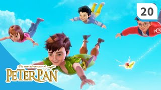 Peter Pan - Episode 20 - The Wild Melodies FULL EPISODE