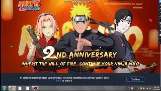 Show code -Naruto Online!