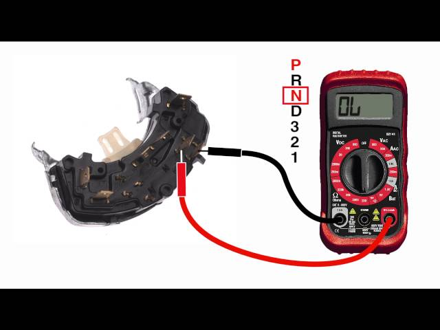 Classic Update Neutral Safety And Back Up Light Connections Youtube