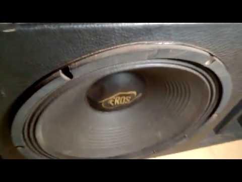 Aiwa NSX-999 MKII Tocando 2 Eros