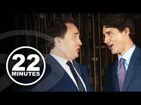 Newfoundlanders: friendly or nosy? (ft. Justin Trudeau)   22 Minutes