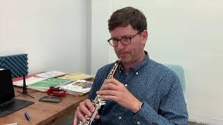 Day 6 Oboe 'Alone' Var 1 Ahmed Alabaca
