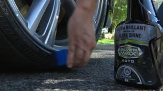 Comment avoir des pneus lustrés