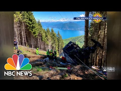 Cable Car Plummets in Italy