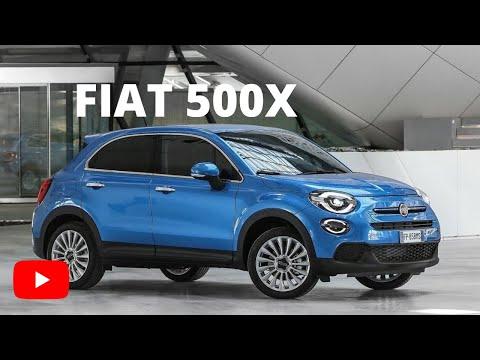 Renting Fiat 500X