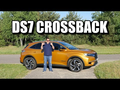 DS7 Crossback - Surprise! (ENG) - Test Drive and Review