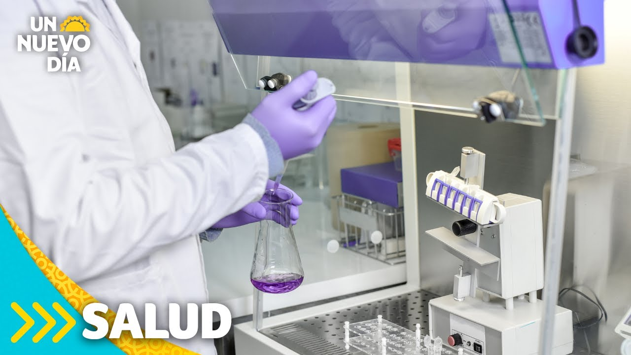 Mexicana descubrió la biomolécula que debilita al COVID-19 | Un Nuevo Día | Telemundo
