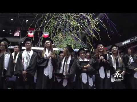 2016 South Texas College Graduation Highlights Video