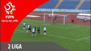 2 Liga: Magazyn skrótów (zaległe mecze)