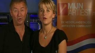 Promotiefilm voor Mijnartiest.nl (Jan Keizer en Nelly Keizer)