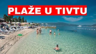 Beaches in Tivat 🌴 Tivat beaches that are worth visiting ☀