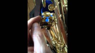 NeoSax Alto LH Table Improvements Step 3