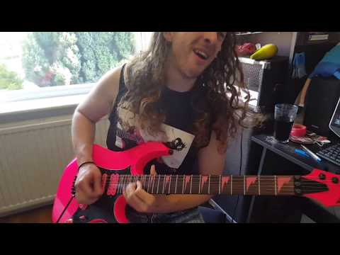 David Lee Roth Goin' Crazy! Lesson with Tab