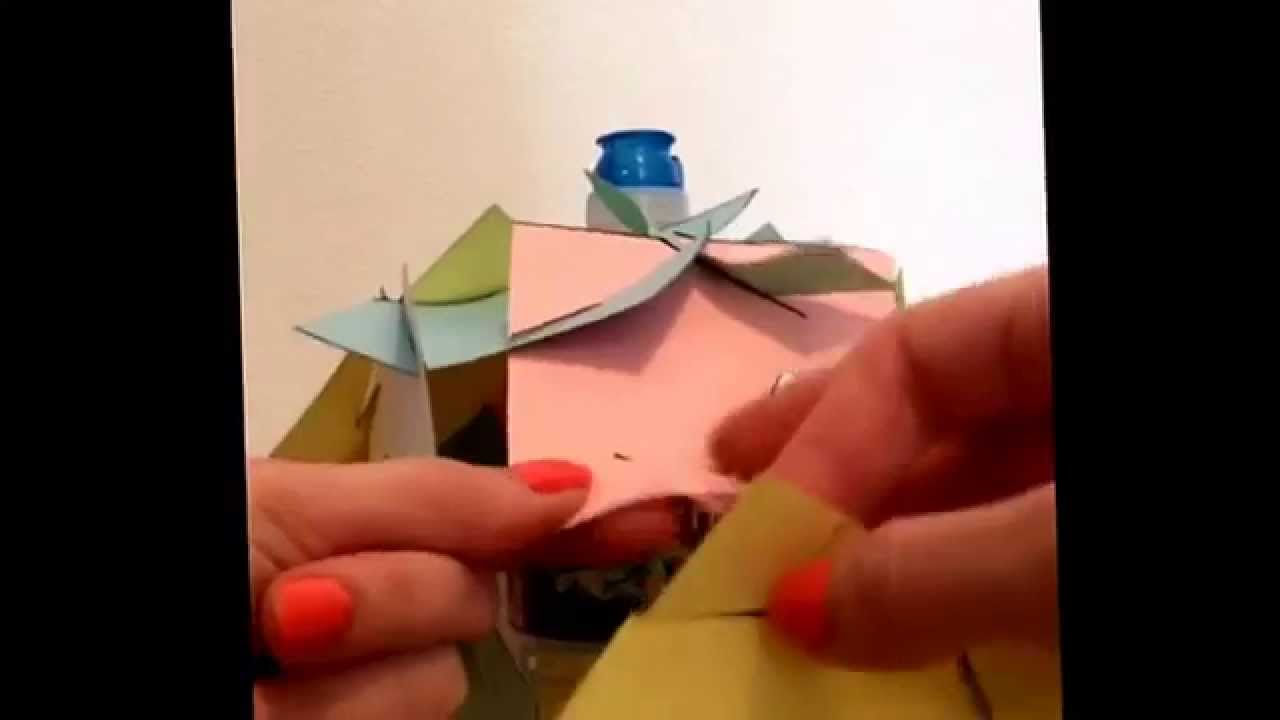 How to make a polyhedron 71