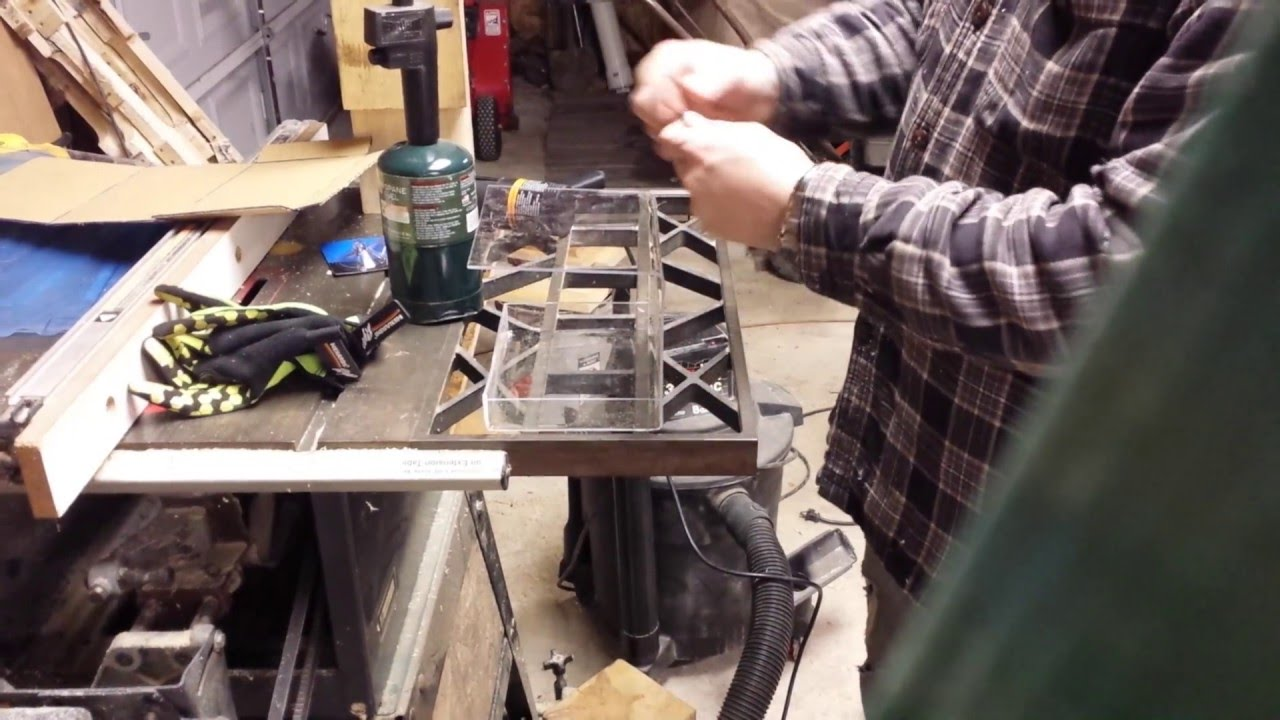 Drill Or Burn Holes In Plexiglass Youtube