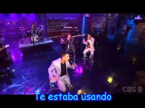 I'm Sorry Joe Jonas Español