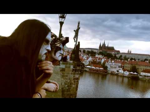 Black Metal Busking in Prague | MetalSucks
