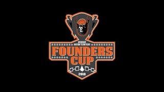 2018 Founders Cup - Game 9: Saskatchewan SWAT vs Elora Mohawks; August 16th, 2018 11am