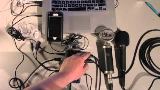 zoom h6 demo for podcasting