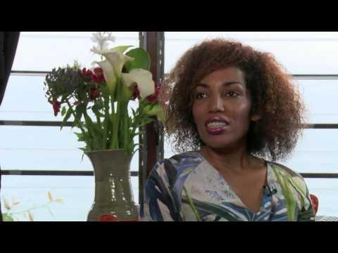The Scoop: Pan-African fashion journalist - Ayden