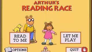lets play living books arthur's reading race part 1 (fair use)