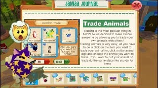 If You Could Trade Animals In Animal Jam - Play Wild