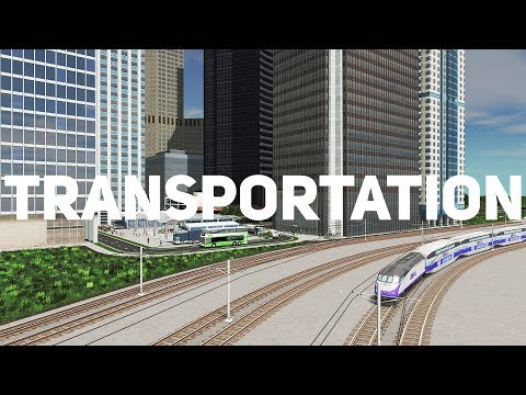City Design - Transportation