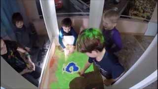 Интерактивная песочница стол - StandUp инновации(Интерактивная песочница - инновационная разработка фирмы StandUp инновации., 2014-12-29T16:44:16.000Z)