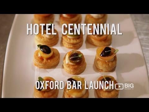 Bar   Hotel Centennial: Oxford Bar Lunch   Big Review TV   Sydney