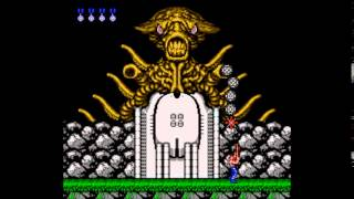 Contra - Supersonic1014 Fails at: Contra (NES) - User video