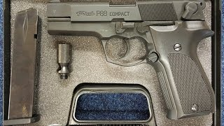Walther P88 Compact Pistole