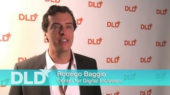 Interview with Rodrigo Baggio (Center for Digital Inclusion, CDI) | DLD12