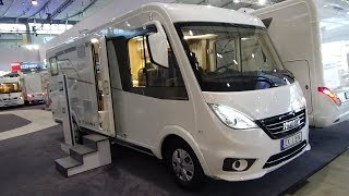 2018 Hymer Exsis-i 594 Fiat - Exterior and Interior - Caravan Show CMT Stuttgart 2018