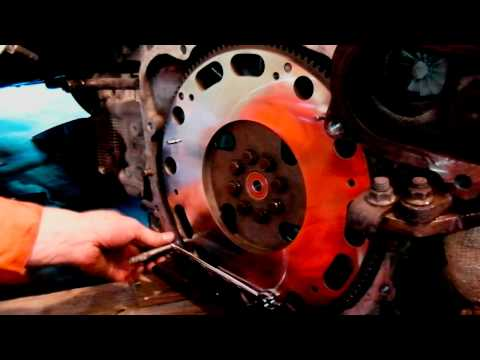 How to Replace the Clutch on a 2002 Subaru Impreza WRX