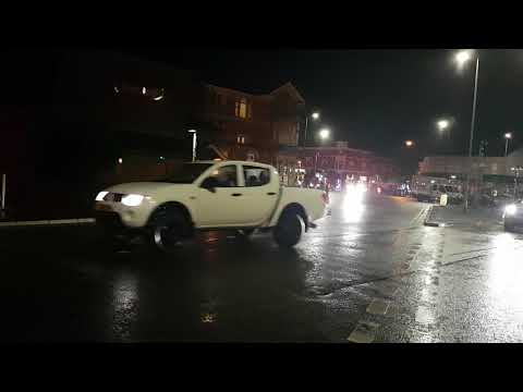 2017 Honda Goldwing, Skegness Light parade