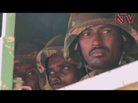 Aba Al-Shabab abatiddwa mubulumbaganyi ku amisom bali 46 -UPDF