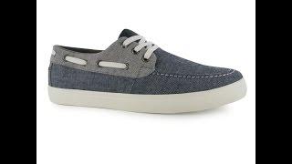 Обзор Мужские Мокасины Lee Cooper Contrast Boat Shoes Mens