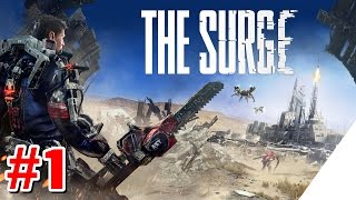THE SURGE [PS4][German] Let's Play #1 Ein Sci-Fi Dark Souls ?!