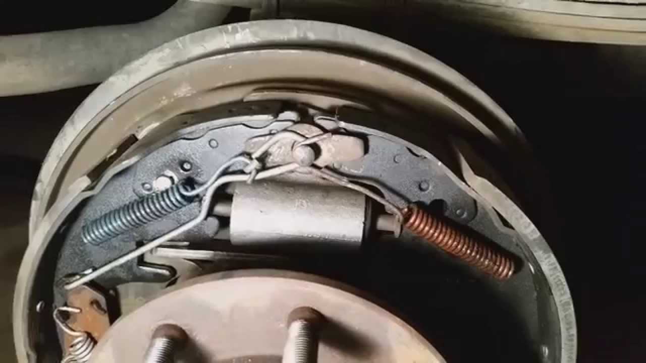 How to upgrade to a 1 ton wheel cylinder on a 2nd generation Dodge Cummins - YouTube