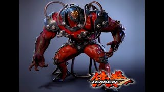 Gigas, Nuevo Personaje de Tekken 7
